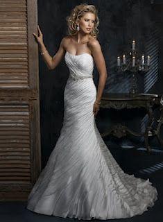 wedding gown/dress...simply stunning!