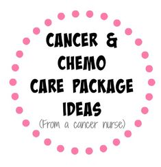 Cancer and Chemo Car