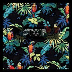 TGIF, friday, weekends