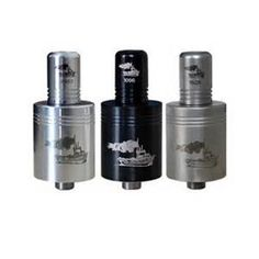 Tugboat atomizer tug boat dual coils rebuildable atomizer