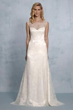 Augusta Jones Bridal dress | Carmen-front.. really like this one too