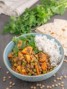 Pomysł na aromatyczny, Indyjski obiad! Kung Pao Chicken, Chana Masala, Curry, Eat, Ethnic Recipes, Food, Curries, Essen, Meals