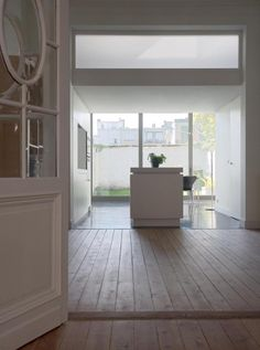 interieur burgerwoning | Radar Architecten Groot, Kitchen Ideas, Windows, Interior Design, House, Inspiration, Style, Nest Design, Biblical Inspiration