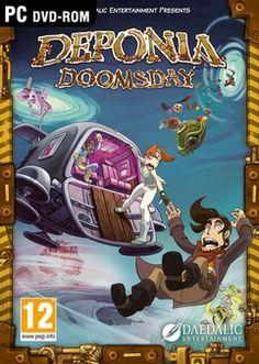 Deponia Doomsday- Alternate Timeline version of the ending of Goodbye Deponia