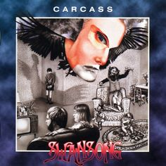 Swansong by Carcass (1996)