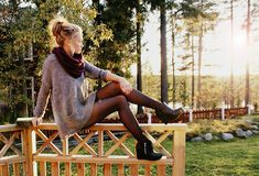 Afternoon sun (by Petra Karlsson) http://lookbook.nu/look/2541917-afternoon-sun