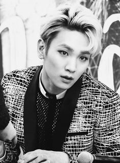 Key never ceases to look handsome.