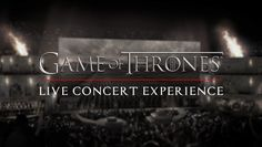 Game of Thrones Live Concert Tour 2017 - MuzWave