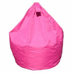 Neon pink waterproof beanbag. £24.99  http://www.worldstores.co.uk/p/Henley_Waterproof_Bean_Bag.htm