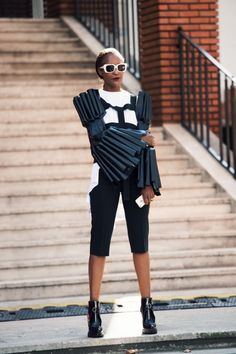 Style Crush: Michelle Elie - This is gorgeous...