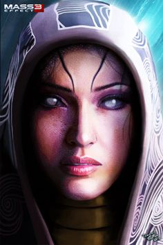 Mass Effect 3: Less Disappointing Tali Concepts