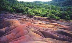 #IleMaurice, la plaine de Chamarel