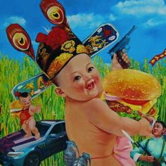 """""""Welcome Welcome! - Hamburger"""" by Luo Brothers"""