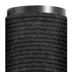 """Deluxe Vinyl Carpet Mat, 3' x 5' Charcoal - 1 EACH [PRICE is per EACH] by Shipping Supply. $78.34. Non-slip vinyl backing. Raised ribs run the length of the mat. 3/8"""" thickness.. Save 10% Off!"""