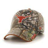 Texas Longhorns Camo Hats