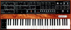 When the 2 oscillator Sequential Circuits Prophet 5 came out in 1978 was a revelation to synthesizer users. It was the first truly polyphonic synth with 5 notes or 'voices'. It was programmable and therefore, could store sounds. Gary Numan used it on his 'Telekon' album and Japan used it on their 'Tin Drum' album. Others that used it are, Thomas Dolby, Duran Duran, Kraftwerk, The Prodigy, Vangelis, etc.