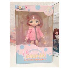 https://flic.kr/p/zKccdh | Today is a joyful mail day! Welcome home Calacu  #kikipop #marmaladebrown #kiki #azone #kikipopdoll  #doll #instadolls #instadoll #dollsinsta #dolloftheday #dollfashion #dollphotography  #addictedtoplastic