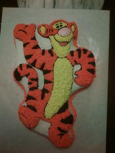 Tigger Cake (Donevan 1)