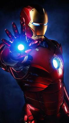 """The Marvel Cinematic Universe wraps up its long-running """"Infinity Saga"""" with the messy, convoluted, and thematically satisfying Avengers: Endga Iron Man Avengers, Marvel Avengers, Marvel Art, Marvel Heroes, Iron Man Kunst, Iron Man Art, Poster Marvel, Iron Man Wallpaper, Iron Men"""