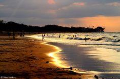 Praia de Marahú, Ilha do Mosqueiro - Belém (PA)
