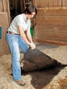 Mats and bedding for horse stalls - what you need to consider when choosing.