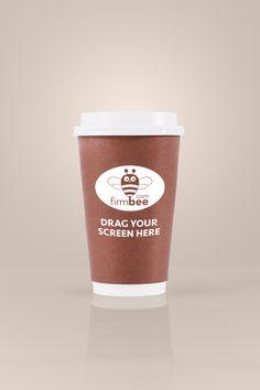 Brown cofee cup #business #cofee #cup #mug #freetime