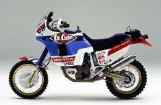 Honda NXR, Dakar 1988