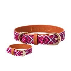 The Pedigree Princess. Ok, this is the most ridiculous thing ever but I want it - matching bracelet and dog collar