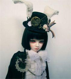 BJD-Doll-Wig-SD-Pullip-Blythe-Luts-DD-AOD-DOC-AE-DZ-MSD-Dal-Toy-Head-8-9-7-8