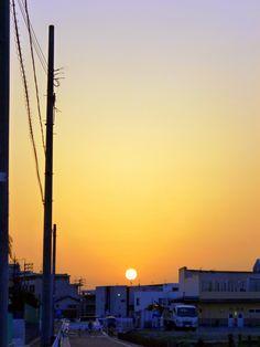 Sunset (2012/04/01)
