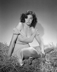 Jane Russell   Outlaw made her famous