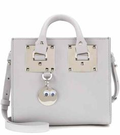 Box Albion leather shoulder bag   Sophie Hulme