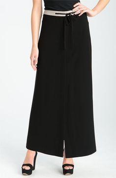 T Tahari 'Delphine' Maxi Skirt | Nordstrom - StyleSays