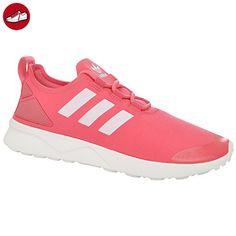 adidas zx flux cor de rosa