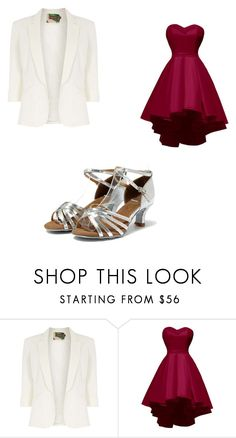 """Blazer line"" by hazelwoodnaomi on Polyvore featuring Jolie Moi"