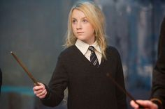 My favourite character is Luna Lovegood! She is friendly, creative, dreamy, and intelligent like me, and a great role model!