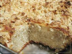 Coś dla tych, którzy nie potrafią piec, a upieczenie ciasta drożdżowego wydaje…