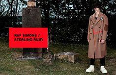Raf Simons / Ruby Sterling FW14