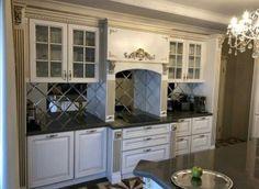 Кухни на заказ - Атмосфера China Cabinet, Table Settings, Storage, Furniture, Home Decor, Purse Storage, Crockery Cabinet, Decoration Home, Room Decor