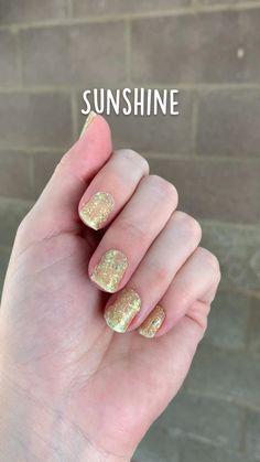 Yellow Nails, Pastel Nails, Spring Nails, Summer Nails, Glitter Nails, You Nailed It, Nail Designs, Sunshine, Wedding Rings