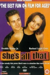 She's All That (with Rachel Leigh Cook and Freddie Prinze, Jr.)