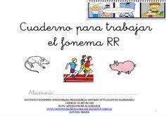 Apoyo online al lenguaje: CUADERNO FONEMA R  VIBRANTE