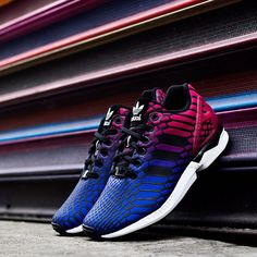 Adidas Zx Flux Store Gs Shoes Navy Compact Goods