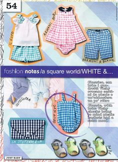 Oeuf in Vogue Bambini January - February 2016