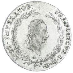 20 Kreuzer 1827 A