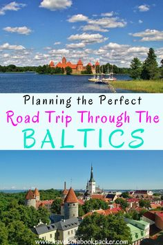 Read about all the best places to see on your journey through the Baltics (Lithuania, Latvia, Estonia). Top places for your Baltics itinerary as well as tips and advice for driving in the Baltics. Road Trip Packing, Road Trip Europe, Road Trip Games, Road Trip Essentials, Places In Europe, Europe Travel Tips, Road Trips, Travel Advice, Travel Ideas