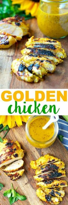 Light and Crispy Golden Chicken in just 20 minutes! Easy Dinner Recipes | Dinner Ideas | Healthy Dinner Recipes | Chicken Recipes | Grilled Chicken | Chicken Marinade | Clean Eating Dinners | Healthy Dinners Easy #chickengrill
