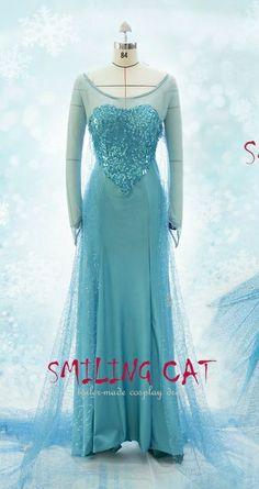 Elsa- Costume dress