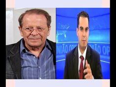 Ator Global e Paulo Eduardo Falam da Saída de Joaquim Barbosa do Supremo.
