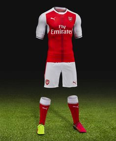 8598c152bad puma home kit arsenal fc picture for mobile